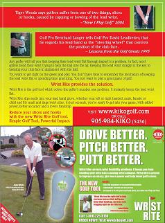 help for your golf game